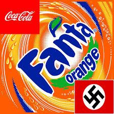 Orange soda / fanta was coca colas way of keeping sales up in Germany whilst there was a trade embargo during ww2! #moneyovereverything