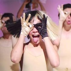 "Watch Sia reteam with Maddie Ziegler in 'Cheap Thrills' music video Sia is sticking to wigs and Maddie Ziegler for her new music video a dance-heavy clip accompanying her latest This Is Acting single ""Cheap..."