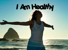 This is what I am striving for, for if you do not have your health, then nothing else really matters.
