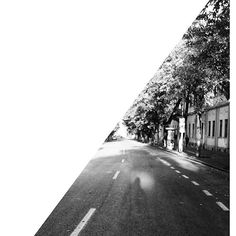 the street   #triangleseries Triangle, Country Roads, Explore, Street, Exploring, Walkway