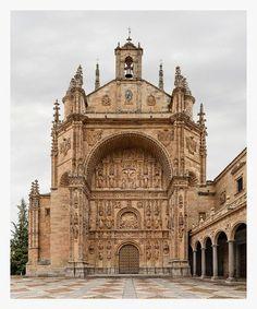 Salamanca Convento de San Esteban - 2013-2014