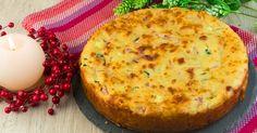 Vă prezentăm o rețetă care va capta atenția tuturor cu textura fină și aromată. Acest deliciu se prepară foarte simplu, chiar dacă are o cantitate bogată în ingrediente. Tarta sărată se gătește la cuptor și Quiche, Mashed Potatoes, Breakfast, Health, Ethnic Recipes, Food, Diet, Pie, Whipped Potatoes
