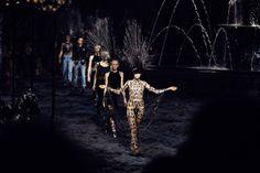 Louis Vuitton SS14 / Photo by Olivia da Costa