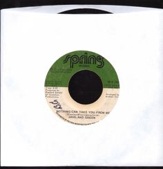 R&B, JERRY BUTLER, Only The Strong Survive-Just Because I Really Love You 45…