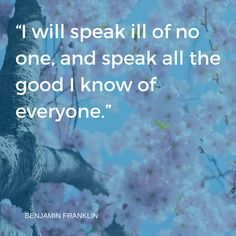Make it a goal to speak kindly and positively to spotlight others' strengths. #MondayMotivation