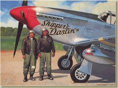 Charles Bailey Tuskegee Airmen| Tuskegee Airmen Prints | Page 2 | Collecting Aviation Art | eHangar ...