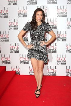 Celebrity fashions at the Elle Style Awards