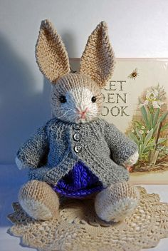 Ravelry: yarngirl69's Francis the Easter Bunny