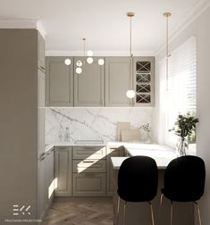 Kuchnia - w trendach 2020 r. Bathroom Lighting, Mirror, Furniture, Home Decor, Bathroom Light Fittings, Bathroom Vanity Lighting, Decoration Home, Room Decor, Mirrors