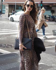 Er det flere enn meg som har dilla på leopard?  @bybenedicthe  via ELLE NORWAY MAGAZINE OFFICIAL INSTAGRAM - Fashion Campaigns  Haute Couture  Advertising  Editorial Photography  Magazine Cover Designs  Supermodels  Runway Models