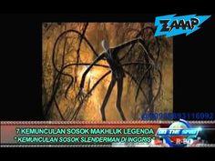 On The Spot - 7 Kemunculan Sosok Mahluk Legenda