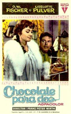 """Chocolate para dos (1958) """"Helden"""" de Franz Peter Wirth - tt0051712"""
