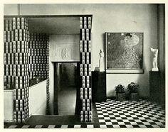 Klimt, Wiener Werkstätte Exhibition