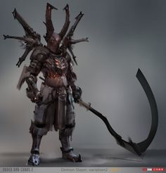 ORDER AND CHAOS 2!!!! DEMON SLAYER!! Variation 2