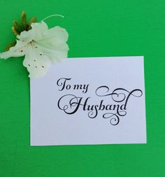 Black Friday To My Husband Wedding Card Anniversary Greeting Diy Printable Note For Groom Grooms Husbands
