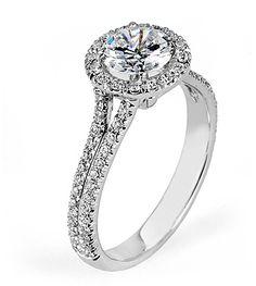 Michael M Engagement Rings