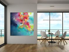 Abstract Art Painting  Modern Abstract Painting  Abstract