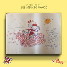 Les voeux de Piwooz #Piwooz #challenge #Dessin #amour #2021 #coloriage #couleur #citation Challenges, Books, Art, Coloring Pages, Love, Quote, Color, Drawing Drawing, Art Background