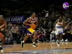 1998 All Star Game: Jordan to Kobe - Passing of the torch - YouTube