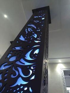 Interior Design, Renovation, Decoration, Furniture - archiparti is an award-winning interior design management service for go-getters. Columns Decor, Interior Columns, Home Interior, Interior Design, Pillar Design, Green Facade, Plafond Design, Column Design, False Ceiling Design