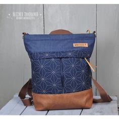 Sewing Hacks, Sewing Tutorials, Uni Bag, Crochet Patron, Needle And Thread, Bag Making, Messenger Bag, Purses And Bags, Diaper Bag