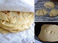 Recept na úžasné domácí tortilly!