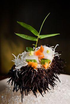 New favorite dish added from Contributing Chef David Uygur. #Uni from Yutaka Sushi Bistro.