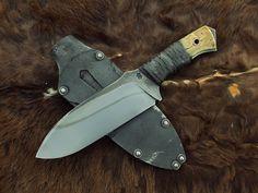 Turtle Knives | Ug (K245 Blade)