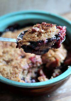 ... Crisps on Pinterest | Cobbler, Peach Cobblers and Strawberry Cobbler