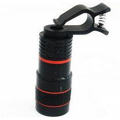 Universal 8X optisches Zoom Teleskop Kameraobjektiv für Handy