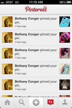 @Bethany Conger :) u left me 89 notifications :D