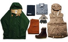 Garb: First For Fall | Uncrate