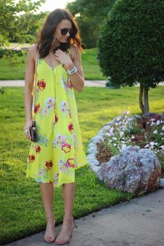 Claire Wilson in the Lovestitch: Bright Side of Life Maxi Dress