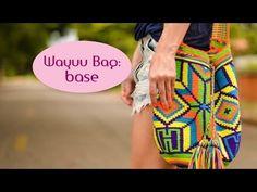 How to Crochet A Wayuu-Style Base - Part 1 - YouTube