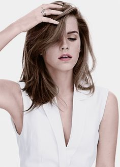 Emma Watson - photographed by Andrea Carter Bowman