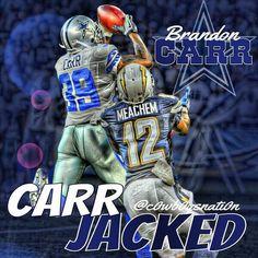 Brandon Carr