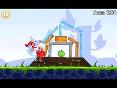 Physics of Angry Birds