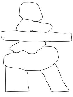Print Inuit Inukshuk Countries Coloring Pages coloring page & book. Your own Inuit Inukshuk Countries Coloring Pages printable coloring page. With over 4000 coloring pages including Inuit Inukshuk Countries Coloring Pages . Artists For Kids, Art For Kids, Canada For Kids, Canada Day Crafts, Polo Norte, Inuit Art, World Crafts, Art Therapy Activities, Canadian Art