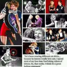 I'm really going to miss Ed in the RED Tour!