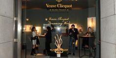 Veuve Clicquot Dreaming Wood www. Milano Design Week .org