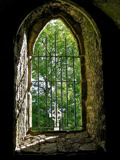Medieval Arch, Kilkenny, Ireland photo via carolina