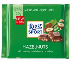 Ritter Sport Nut Splitter x Chocolate Candy Brands, Chocolate Liquor, Chocolate Ice Cream, Chocolate Hazelnut, Candy Recipes, Gourmet Recipes, Real Food Recipes, Snack Recipes, Yummy Food