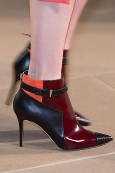 Prabal Gurung Fall 2015 Ready-to-Wear Collection Shoes