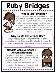 Biographies to Celebrate Black History Month