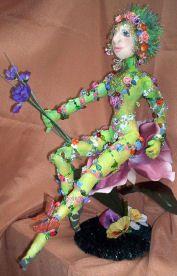 Showcase of Cloth Dolls Needle Felting, Art Dolls, Doll Clothes, Baby Doll Clothes, Baby Dresses
