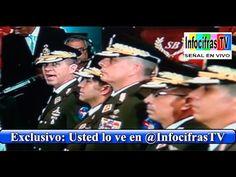 Exclusivo: Lo que dijo Mi General, durante  los ascensos - Véalo antes q...