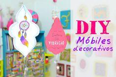 DIY Móbiles Decorativos