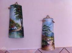 telha decorativa artesanal | Vazlon Brasil