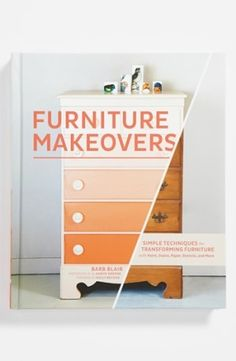 'Furniture Makeovers' Book $24.95 by nordstrom
