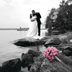 images by van dam photography at Viamede Resort on Stoney Lake #Peterboroughphotographer, #Viamedephotographer, #Muskokaphotographer, #Canadianshieldwedding